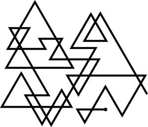 wirwar driehoekig