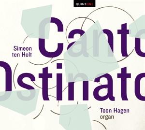 Toon Hagen - Canto Ostinato