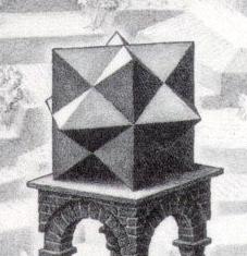 Gestelleerde rombische dodecaëder