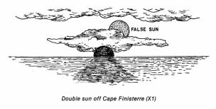 False sun