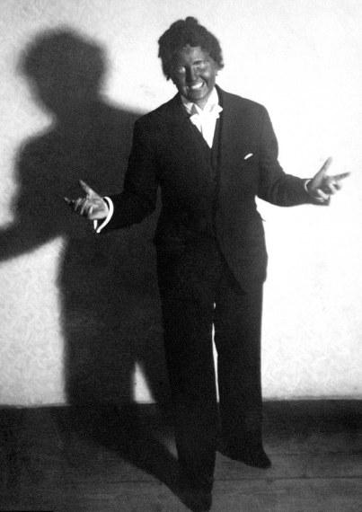 Eva Braun Imitates Al Jolson 1937