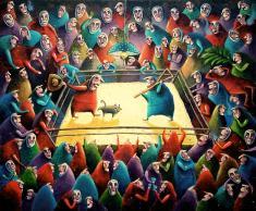 wyhivska - Fight Club