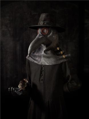 Erwin Olaf - Pestdokter