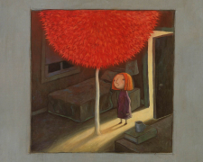 Shaun Tan - The Red Tree