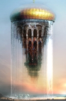 Daniel Dociu - Floating Temple